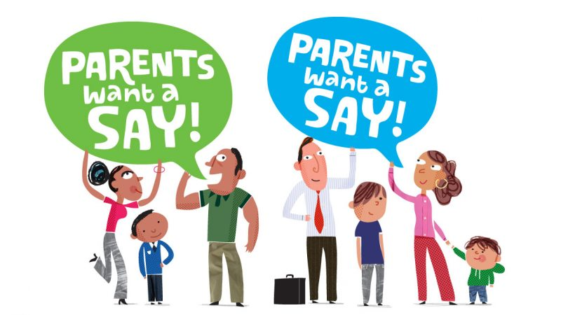 Parent Want A Say Campaign 2